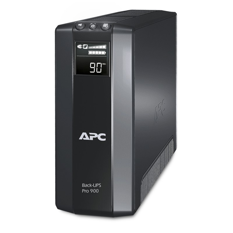 APC - Back-UPS Pro Lnea interactiva 900 VA 540 W