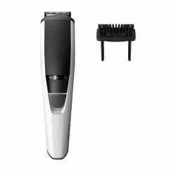 Philips - BEARDTRIMMER Series 3000 Barbero con posiciones de 1 mm de precisin