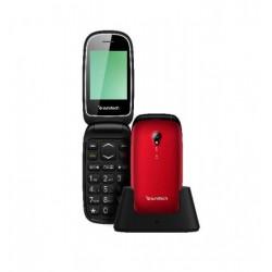 Sunstech - CELT17 61 cm 24 68 g Negro Rojo Caracterstica del telfono