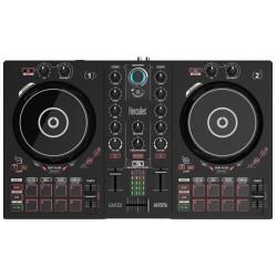 Hercules - DJControl Inpulse 300 controlador dj Negro Digital Vinyl System DVS scratcher