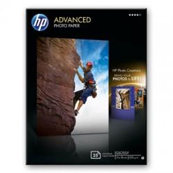 HP - Q8696A papel fotogrfico Brillo