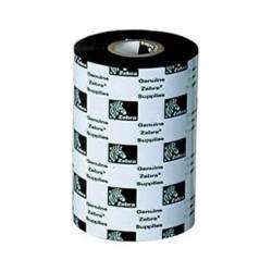 Zebra - 2300 Wax 33mm x 74m cinta para impresora