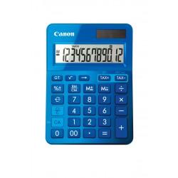 Canon - LS-123k calculadora Escritorio Calculadora bsica Azul