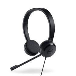 DELL - UC150 Auriculares Diadema Negro