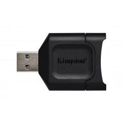 Kingston Technology - MobileLite Plus lector de tarjeta Negro USB 32 Gen 1 31 Gen 1 Type-A - MLP