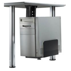 Newstar - Soporte de PC para escritorio - CPU-D200BLACK
