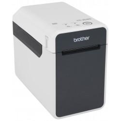 Brother - TD-2130N impresora de etiquetas Trmica directa 300 x 300 DPI Almbrico