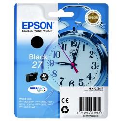 Epson - Alarm clock 27 DURABrite Ultra Original Negro 1 piezas