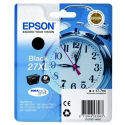Epson - Alarm clock 27XL DURABrite Ultra Original Negro 1 piezas