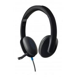 Logitech - H540 Auriculares Diadema Negro