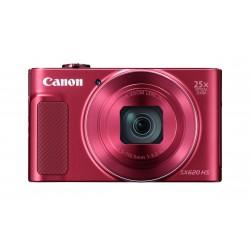Canon - PowerShot SX620 HS 1/23 Cmara compacta 202 MP CMOS 5184 x 3888 Pixeles Rojo