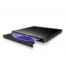 LG - GP57EB40AHLE10B unidad de disco ptico Negro DVD Super Multi DL
