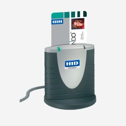 Omnikey - TPV LECTOR DNI 3121 USB BULK lector de tarjeta inteligente Interior Gris Plata USB 20