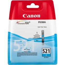 Canon - CLI-521 C Original Cian 1 piezas