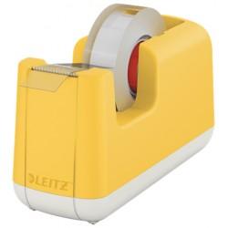 Leitz - 53670019 cinta adhesiva Acrilonitrilo butadieno estireno ABS Amarillo