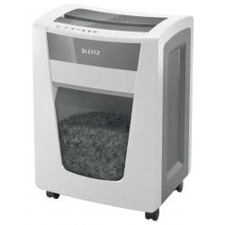 Leitz - 80060000 triturador de papel Corte cruzado 23 cm Blanco
