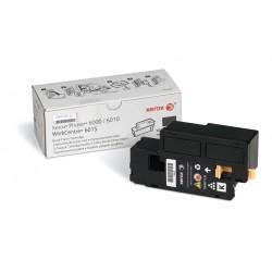 Xerox - Phaser 6000/6010 / Workcentre 6015 cartucho de tner negro de capacidad normal 2000 pginas