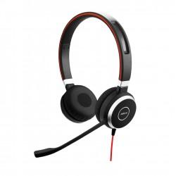 Jabra - Evolve 40 MS Stereo USB-C Auriculares Diadema Negro