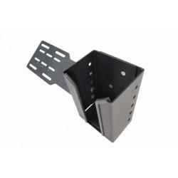 Gamber-Johnson - 7160-1389 soporte Soporte pasivo Escner de cdigo de barras Negro