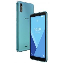 Wiko - Y51 138 cm 545 SIM doble Android 100 3G MicroUSB 1 GB 16 GB 2500 mAh Color menta
