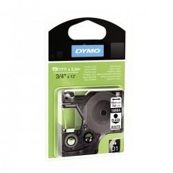 DYMO - D1 - Etiquetas Durable - Negro sobre blanco - 19mm x 55m - S0718050
