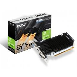 MSI - N730K-2GD3H/LP tarjeta grfica NVIDIA GeForce GT 730 2 GB GDDR3
