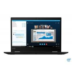 Lenovo - ThinkPad X13 Yoga Hbrido 2-en-1 Negro 338 cm 133 1920 x 1080 Pixeles Pantalla tctil Intel Core i7 de 10ma Ge