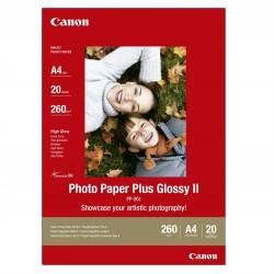 Canon - PP-201 papel fotogrfico Blanco Brillo A4