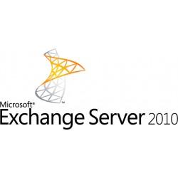 Microsoft - Exchange Server 2010 Enterprise CAL Sngl L/SA OLP-NL UsrCAL w/o Srvcs