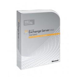 Microsoft - Exchange Server 2010 Standard GOV OLP-NL SA U CAL - 381-02587
