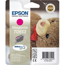 Epson - Teddybear Cartucho T0613 magenta