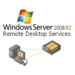 Microsoft - Remote Desktop Services 2008 R2 OLP-NL Lic/SA DCAL 1u