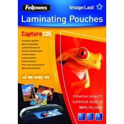 Fellowes - 5307506 plastificador 100 piezas