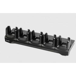 Zebra - CRD-MC33-5SCHG-01 estacin dock para mvil PDA Negro