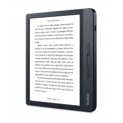 Rakuten Kobo - Libra H2O lectore de e-book Pantalla tctil 8 GB Wifi Negro