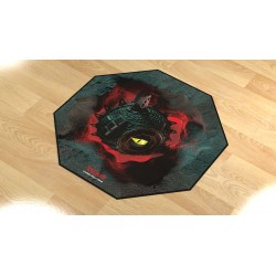 TALIUS - TAL-FPAD800 protector Negro Tela Caucho