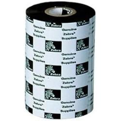 Zebra - 3400 Wax/Resin Thermal Ribbon 102mm x 450m cinta para impresora