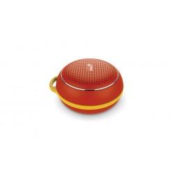 Genius - SP-906BT Plus R2 3 W Mono portable speaker Naranja Rojo