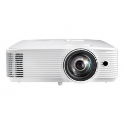 Optoma - W319ST videoproyector Proyector para escritorio 4000 lmenes ANSI DLP WXGA 1280x768 3D Blanco