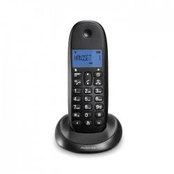 Motorola - C1003LB Telfono DECT Identificador de llamadas Negro