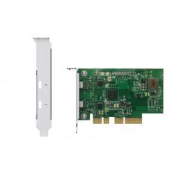 QNAP - QXP-T32P tarjeta y adaptador de interfaz Interno Thunderbolt 3