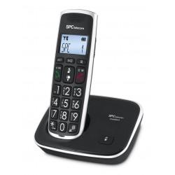 SPC - Comfort Kaiser Telfono Negro 7608N