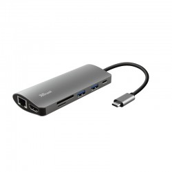 Trust - Dalyx tarjeta y adaptador de interfaz Interno HDMI RJ-45 USB 32 Gen 1 31 Gen 1