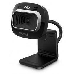 Microsoft - LifeCam HD-3000 for Business cmara web 1 MP 1280 x 720 Pixeles USB 20 Negro