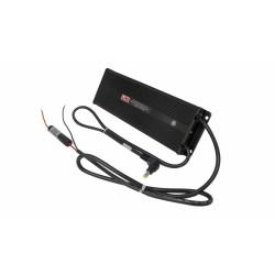 Gamber-Johnson - 7300-0458 adaptador e inversor de corriente 90 W Negro