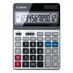 Canon - TS-1200TSC calculadora Escritorio Calculadora bsica Metlico