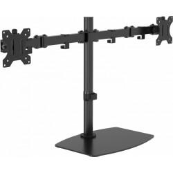 Vision - VFM-DSDB mueble y soporte para dispositivo multimedia Carro para administracin de tabletas Negro Panel plano