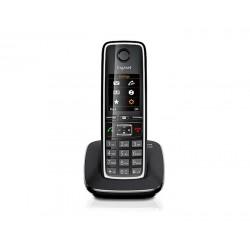 Gigaset - C530 Telfono DECT Identificador de llamadas Negro