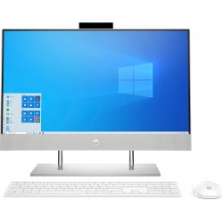 HP - 24-dp0004n 605 cm 238 1920 x 1080 Pixeles AMD Ryzen 3 8 GB DDR4-SDRAM 512 GB SSD Windows 10 Home Wi-Fi 5 80211ac PC