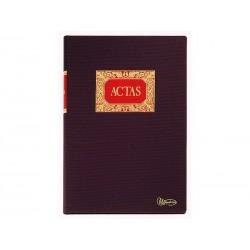 Miquelrius - MIQ LIBRO ACTAS F NATURAL 4013